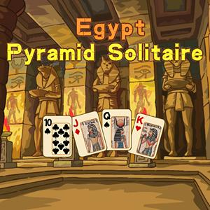 egypt pyramid solitaire GameSkip