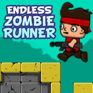 endless zombie runner GameSkip