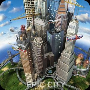 epic city GameSkip