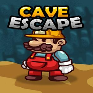 escape the cave GameSkip