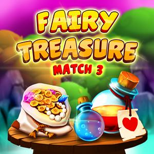 fairy treasure GameSkip