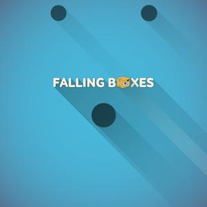 falling boxes GameSkip