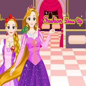 fashion dressup GameSkip