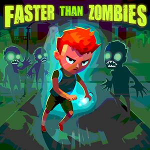 faster than zombies GameSkip
