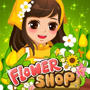 flower shop new GameSkip