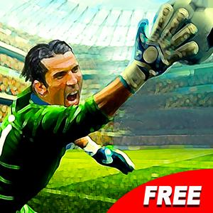 football goalkeeper GameSkip