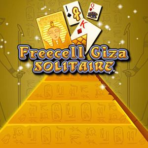 freecell giza solitaire GameSkip