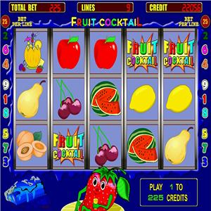 fruit cocktail GameSkip