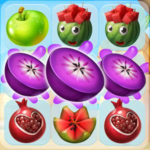 fruit smash GameSkip