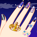 galaxy nail art GameSkip
