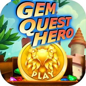gem quest hero GameSkip