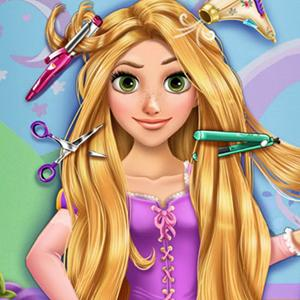 girl princess hairstyle GameSkip