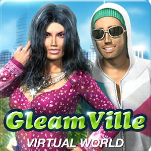 gleamville virtual world
