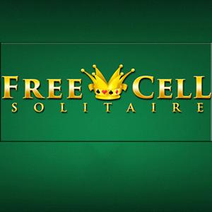 green solitaire freecell