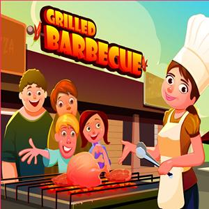 grilled barbecue GameSkip