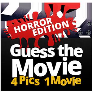 guess the movie - horror