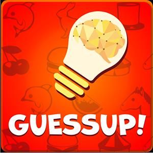guess up: guess emoji