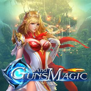 guns and magic