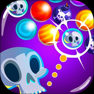 halloween bubble shooter GameSkip
