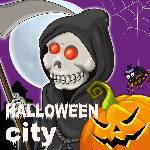 halloween city