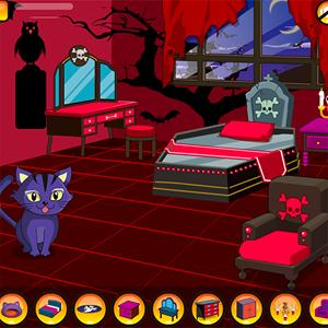 halloween room GameSkip