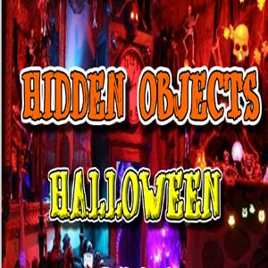 hidden object halloween room