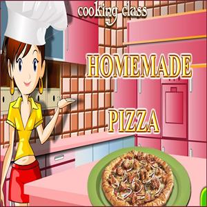 homemade pizza sara s cooking GameSkip