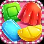 jelly crush saga GameSkip