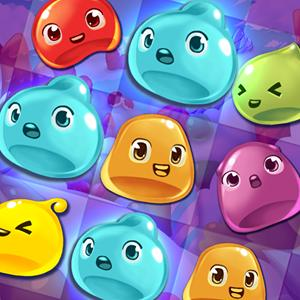 jelly jelly crush in the sky GameSkip