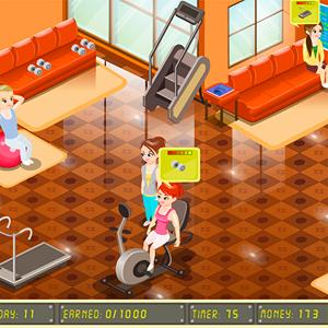 jenny's fitness center GameSkip