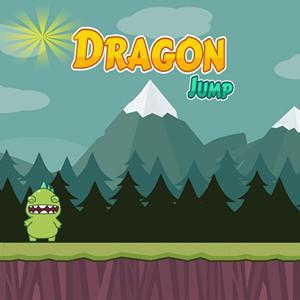 jumping dragon GameSkip