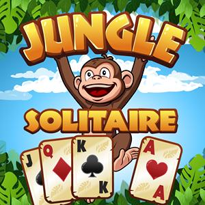 jungle solitaire GameSkip
