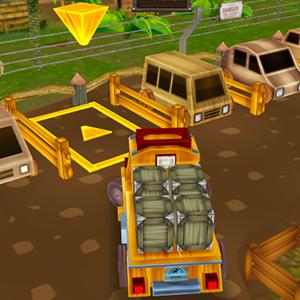 jurassic parking 3d GameSkip