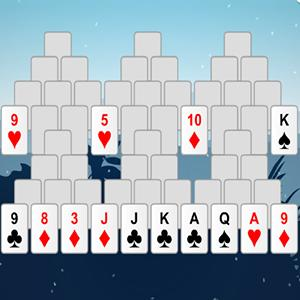 king of solitaire GameSkip