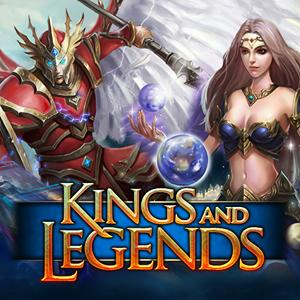 kings and legends GameSkip