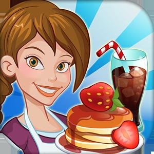 kitchen scramble cooking game GameSkip