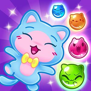 kitty pawp bubble shooter GameSkip