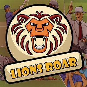 lions roar cricket game GameSkip