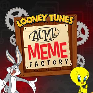 looney tunes meme factory GameSkip