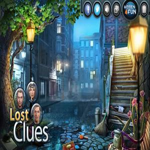 lost clues GameSkip