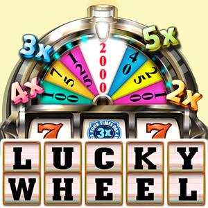 lucky wheel slot machine GameSkip