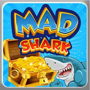 mad shark - underwater treasure GameSkip