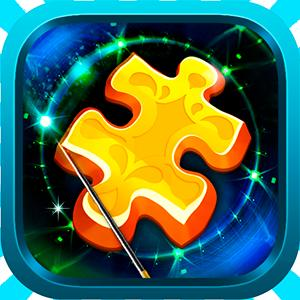 magic jigsaw puzzles GameSkip