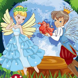 magical fairy wedding GameSkip