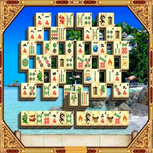 mahjong bungalow GameSkip