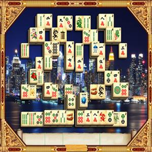 mahjong manhattan GameSkip