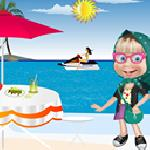 masha at the beach GameSkip