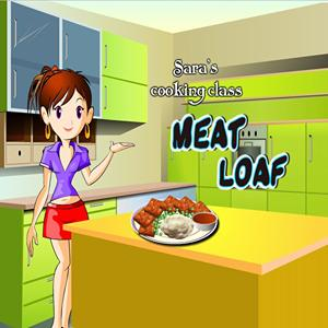 meat loaf cooking GameSkip