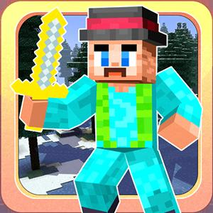 minecraft pixel war GameSkip