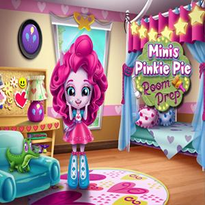 minis pinkie pie room prep GameSkip